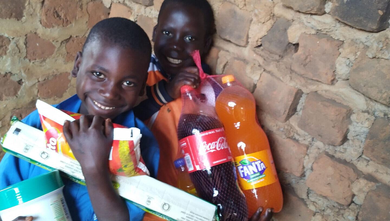God helps Uganda